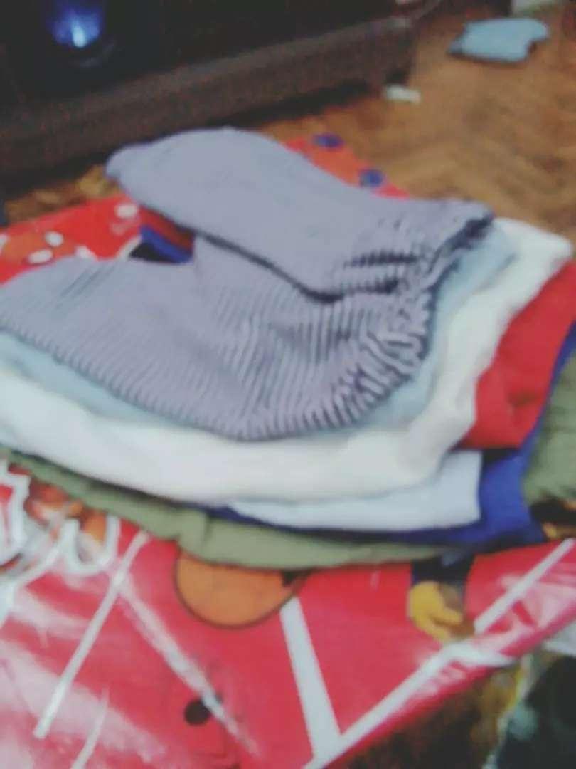 Lote de pantalones de bebe 0