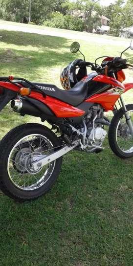 Vendo xr 125cc única por su estado