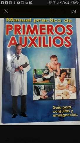 Manual Práctico de Primeros Auxilios