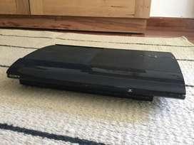 PS3 USADA 2 JOYSTICKS (16 JUEGOS INCLUIDOS Y CABLE HDMI)(SIN JOYSTICKS)