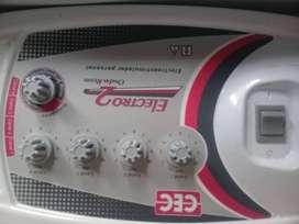 Electrodos onda rusa cuatro canales
