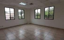 Alquiler de Oficina en Samborondón