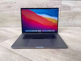 "MacBook Pro 16"" 2019 - i9 8C 2.3GHz - 16GB - 1TB - AMD 5500"