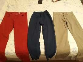 Pantalones nuevos/niño talle 14