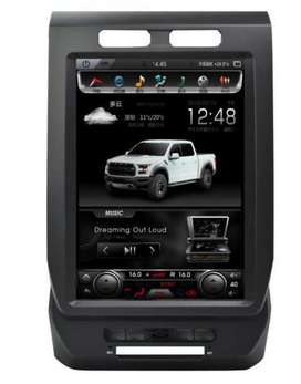 RADIO ANDROID TESLA STYLE FORD  F-150 XLT/  *PROMO*LARIAT  12.1