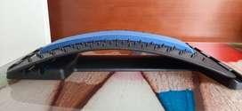 Dispositivo de soporte/corrector lumbar BACK STRETCHER PRO
