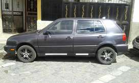 VENDO HERMOSO WOLKSVAGEN GOLF 95
