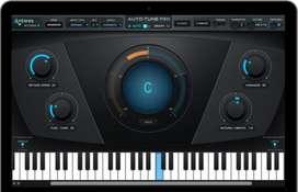 Paquete Afinador De Voz Autotune Pro, Auto Key, Artist, Melodyne 5