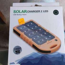 Cargador Portatil  Solar 10000 mAh