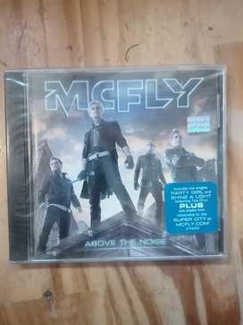 """McFLY - """"Above the Noise"""" SIN ABRIR"""