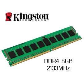 Memoria Ram kingston 8gb 2133MHz