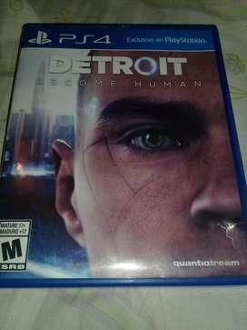 Vendo Detroit Become Human
