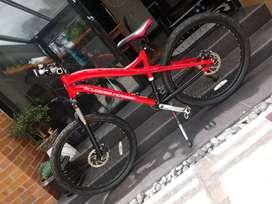 Vendo bici Ferrari