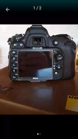 Vendo Nikon d610 body con 90.000disparos