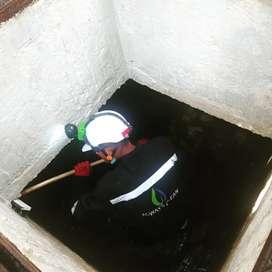 Lavado y desinfeccion tanques elevados y subterráneo