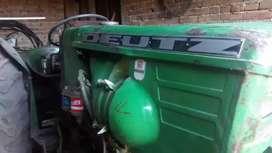 Tractor viñatero