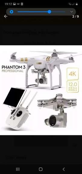 Drone fantom 3 pro