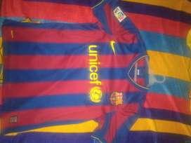 Camisa del Barcelona original usada