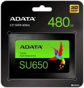 Unidad de estado sólido Adata SU630 480Gb