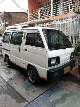 Chevrolet Super carry 10 pasajeros