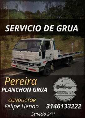 Servicio de Grua