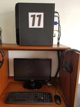 Vendo computadores de escritorio en buen estado