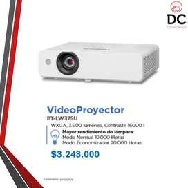VideoProyector Panasonic PT-LW375U