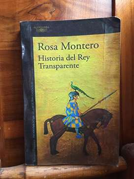 Historia del rey transparente (libro)