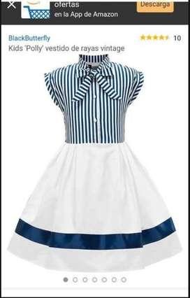Oferta Vestido americano nuevo