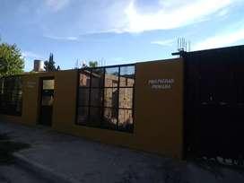 VENDO TERRENO CON CONSTRUCCIÓN EN ARGUELLO