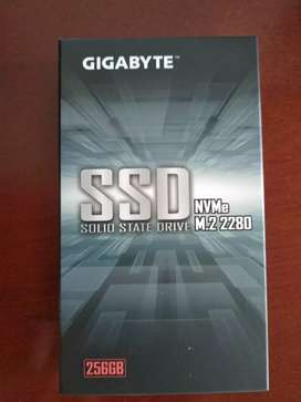 SSD NVMe m.2 256GB