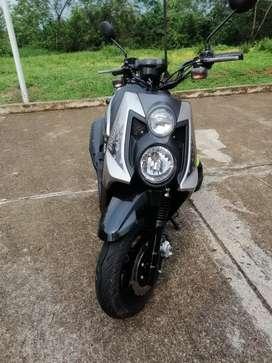 Vendo moto 2 meses usada negociable