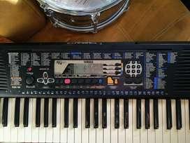 vendo Bateria Mapex  + Organeta Yamaha PSR-195 + 2 stand de redoblante Marca mapex + 2 platillos Ride y crash