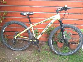 Bicicleta Top Mega Sunshine R29 talle M