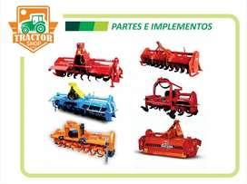 Implementos para Tractor