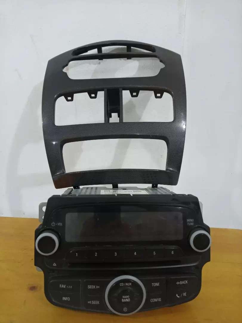 Autoradio y consola Spark GT 2014 0