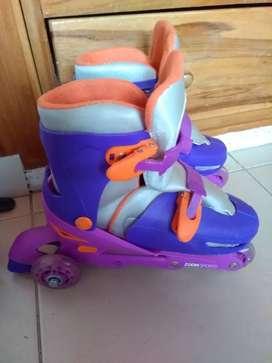 Par de patines
