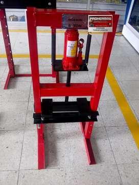 Prensa  hidráulica 6 toneladas