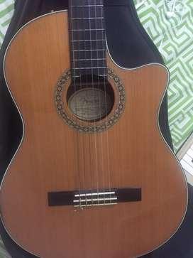 Guitarra fender  cn 240sce thinline