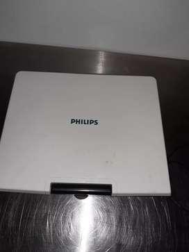 DVD Portátil PHILIPS Serie DCP750/37