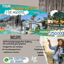 TOUR HACIENDA NÁPOLES