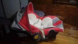 Butaca de bebe para auto