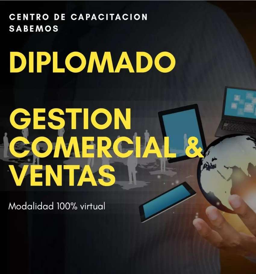 Diplomado en Gestion Comercial y Ventas 0