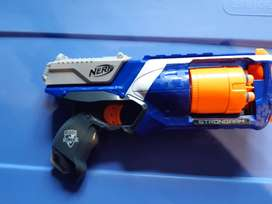 YH Pistola De Juguete Nerf N-strike Elite Strongarm Blaster