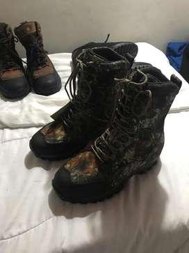 Botas Camufladas Winchester Nuevas .