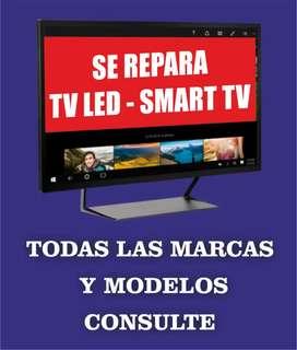 Arreglos de tv en general.