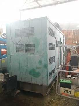 Planta eléctrica 220VAC, 370Kva, mantenimiento, repuestos, soporte técnico