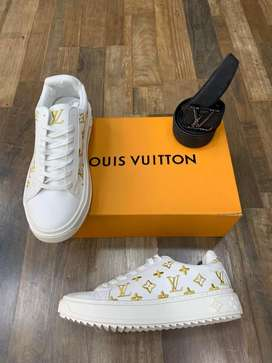 Zapatos White Nigth Louis Vuitton