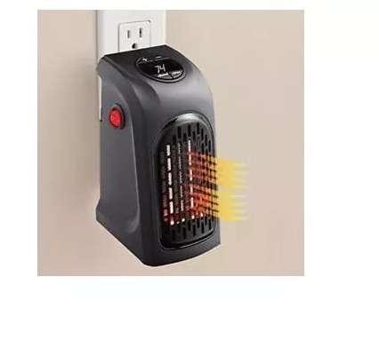 Calentador Ambiente Portátil Calefactor 400w 0