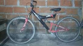 Bicicleta rodado 26 vendo o permuto veo todo